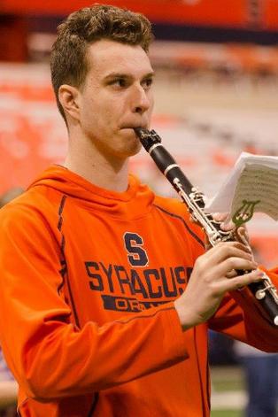 iSchool Student Tyler Youngman