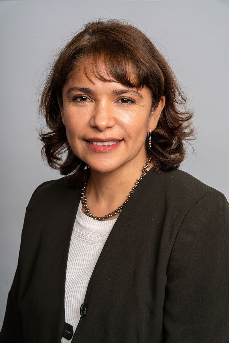 Martha Garcia Murillo