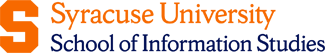 iSchool | Syracuse University Logo