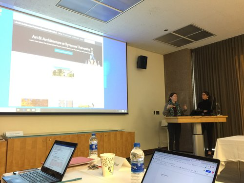 Orange Art and Architecture project presentation