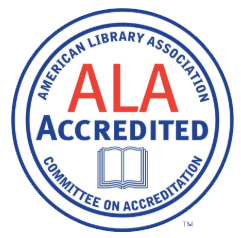 American Library Association Accreditation Logo