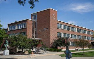 iSchool exterior