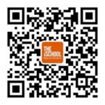 WeChat QR Code - Syracuse University iSchool